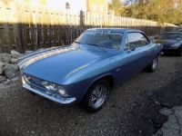 Corvair: 1965 or 66 or 67 or 68 maybe a 1969....your choice.