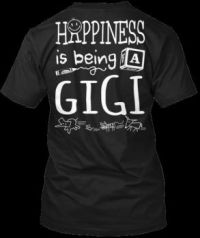 Happiness is being a GiGi