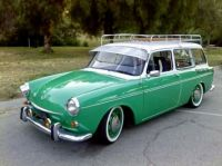 1969 VW square back wagon!   bandit