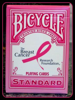 Bicycle Pink Playing Cards. . .