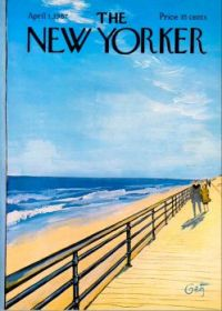 The New Yorker April 1st 1967