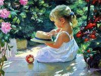 little-girl-in-white-dress