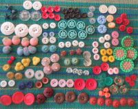 Buttons, pairs & sets