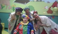 Clown Doctors bringing joy to all- Colby's story