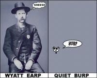 EARP  AND  BURP