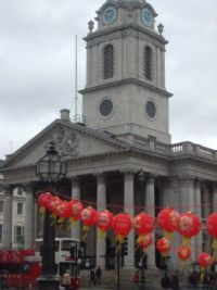 Chinese New Year, London 2011