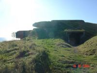 German WW2 bunker (observation), Bangsbo Fort