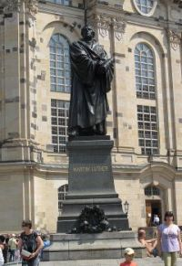 Dresden-Martin Luther