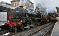 Steam-Train-Railway