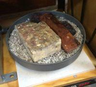 soldering pan