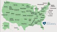 Weirdest named towns in each state of the USA