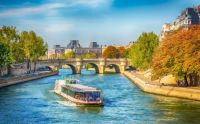 Seine River - Paris, France
