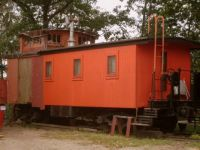 conway scenic railway caboose