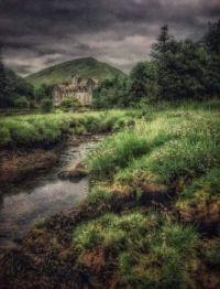 The Haunting, Inveraray, scotland UK