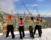 Skiing Women
