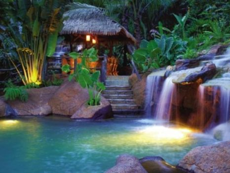 Arenal Waterfall Garden