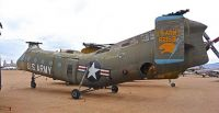 Piasecki/Vertol CH-21C Workhorse. Pima Air and Space Museum.