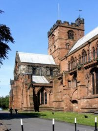 197. Cathedral Church of the Holy and Undivided Trinity - Carlisle