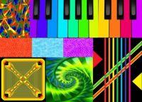 Piano Keys lg