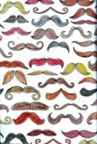 Hair Coloring Moustaches