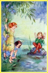 The Fairies' Mirror