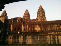 Temple at Angkor Wat - Cambodia
