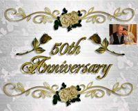 A Golden Wedding Anniversary - Colin(d4) & Ina!