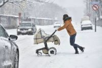 Extreme weather hits Europe