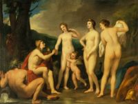 Mengs - The Judgement of Paris (1757)