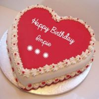 Impie's Birthday - Saturday 15 April