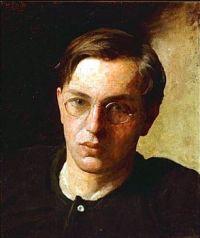 Portrait of Stimson, 1909, N. C. Wyeth (1882-1945)