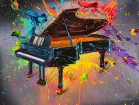 The Very Grand Piano