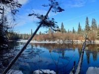 The Magpie River, Wawa, ON