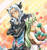 Rune Factory 4 - Dylas and Frey
