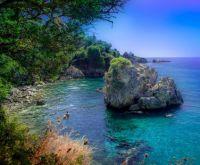 Fakistra Beach - Pelion, Greece