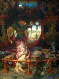 WHH's Lady of Shalott