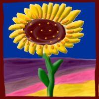simple flower ☼