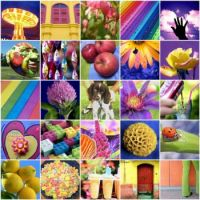 colors of childhood