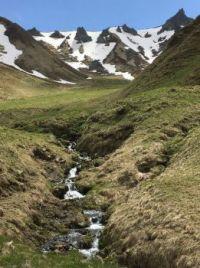 Val de Courre, Sancy, France