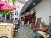 Chocolaterie in old Tallinn