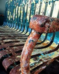 Rust and Decay - Bench
