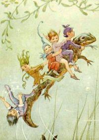 The Pond Fairies