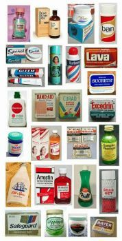 Products of the 60's