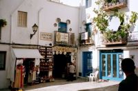 Tourist Store in Spain