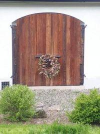 Vyzdobená vrata