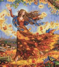 Dimensions' Fall Fairy