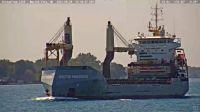 Vectis Progress - Ocean-Going Freighter - Marine City, MI (2021-08-29)