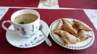 Káva a moučník /Coffee and sweets