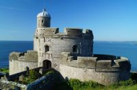 St Mawes Castle, Falmouth, Cornwall