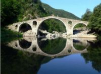 The Devil's bridge, Bulgaria